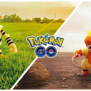 Electabuzz &#038 Magmar Community Days Set For November In Pokémon GO