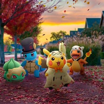 Full Halloween 2020 Event Raid Rotation in Pokémon GO