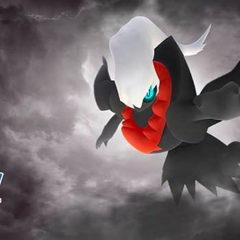Darkrai Returns To Pokémon GO Without Dark Void For Some Reason