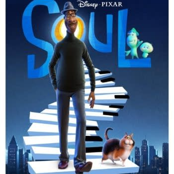 Disney Announces that Pixar's Soul Will Stream to Disney+