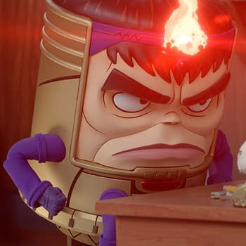 Marvels M.O.D.O.K. Preview: Our Fav Megalomaniac Isnt Doing Too Well