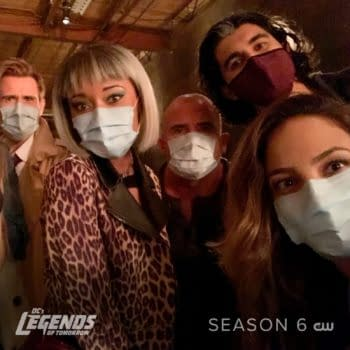 Legends of Tomorrow Season 6: Our Legends Are True Masked Heroes