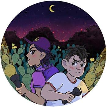 Ashley Robin Franklins YA Graphic Novel Hills Of Estrella Roja