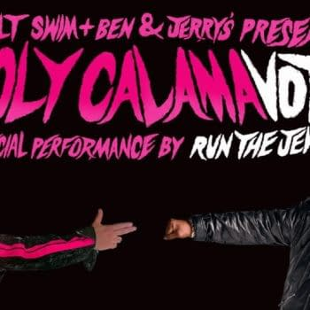 Adult Swim x Ben & Jerry's Present Holy Calamavote: A Special Performance by Run The Jewels | Oct 17