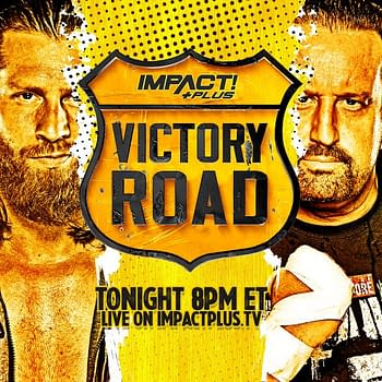Victory Road Results &#8211 Brian Myers Works Out His Daddy Issues