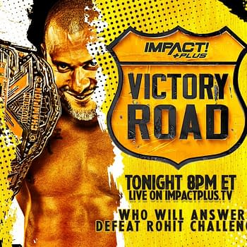 Victory Road Results: Willie Mack Tries Fails to Defeat Rohit Raju