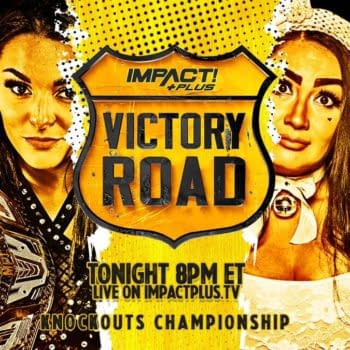 Susie faces Deonna Purrazzo for the Knockouts Championship at Impact Wrestling's Victory Road event.