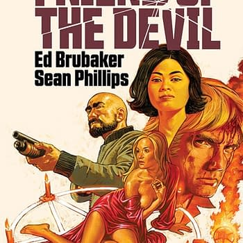 Ed Brubaker and Sean Philips Reckless Sequel Friend Of The Devil