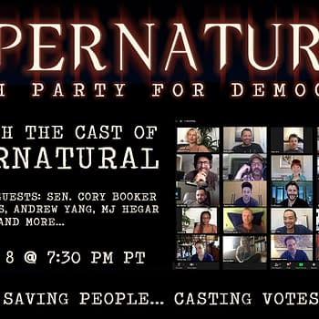Supernatural Watch Party: Collins Ackles Padalecki Kripke &#038 More