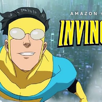 Invincible: Robert Kirkman Debuts Amazon Prime Animated Series Teaser