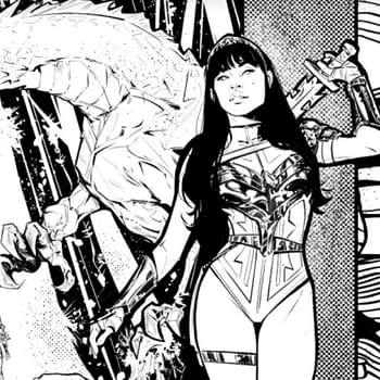 Did Future State WW Yara Flor First Appear In Wonder Woman Annual #4