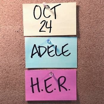 Saturday Night Live has set Adele to host and H.E.R. as the musical performer.
