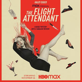 The Flight Attendant: HBO Max Kaley Cuoco Series Booked for November