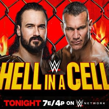WWE Hell in a Cell: Randy Orton Ends Drews Reign With a Brutal RKO