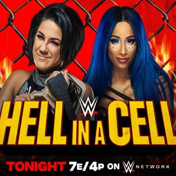 WWE Hell in a Cell: Banks Makes a Statement and Ends Baileys Reign