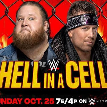 WWE Hell in a Cell Recap &#8211 Betrayal Why Tucker Why