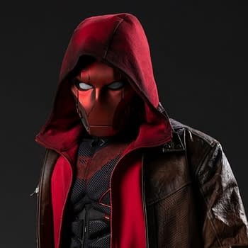 Titans: Curran Walters Wishes Fans Happy Halloween Red Hood Style