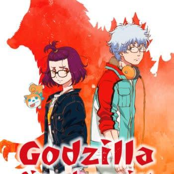 Godzilla Singular Point key art (Image: Netflix)