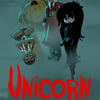 Unicorn: Warriors Eternal is coming to HBO Max and Cartoon Network