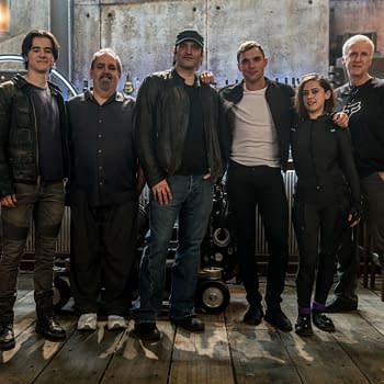 New Behind-the-Scenes Images for the Alita: Battle Angel Rerelease