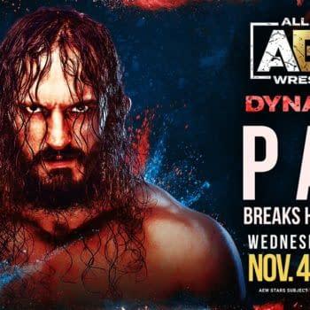 Pac will return to AEW Dynamite next week.