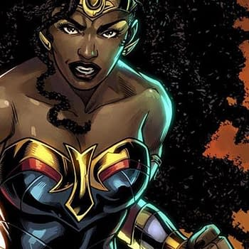 One Down One To Go Wonder Womans Nubia Returns For Future State
