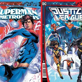 Jonathan Kent is Superman Bottling Metropolis for 5G/Future State