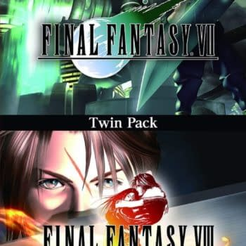 Final Fantasy 7 & 8 Remastered Twin Pack Gets European Release Date