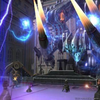 Square Enix Reveals Patch 5.4 Details For Final Fantasy XIV