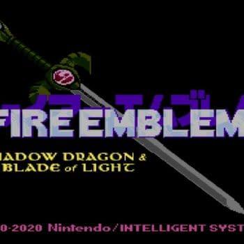 Nintendo Releases Fire Emblem: Shadow Dragon & The Blade Of Light