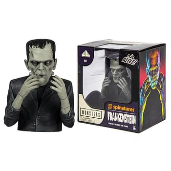 Waxwork Records Introduces Spinatures Line Frankenstein Up For Order