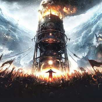 Frostpunk Board Game Over 1000% Funded On Kickstarter