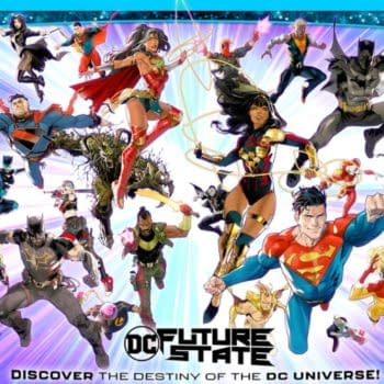 DC Comics Has Turned 5G Into Future State Imprint