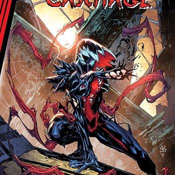 Gwenom Vs Carnage In King In Black