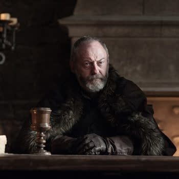 Game of Thrones: Liam Cunningham Balked at Davos Fawning of Missandei