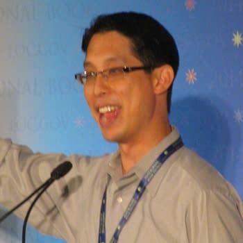 Gene Luen Yang Tops Harvey Awards 2020 With Superman and Dragon Hoops