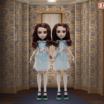 Pennywise and The Shining Join Mattels Monster High as Dolls
