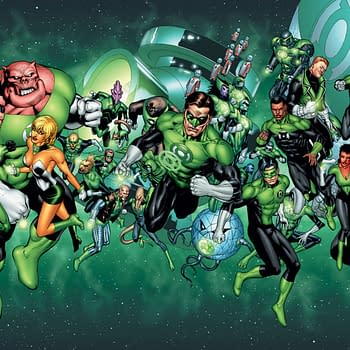 Green Lantern: Seth Grahame-Smith Marc Guggenheim to Write Series