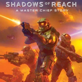 Gallery Books Announces Halo: Shadows Of Reach Novel