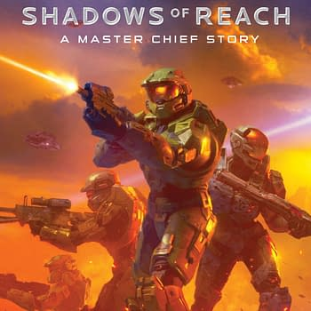 Gallery Books Announces Halo: Shadows Of Reach Novel