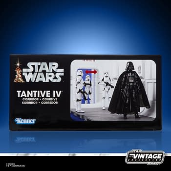 Star Wars Tantive IV Hallway Gets Updated Packaged from Hasbro