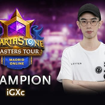 Hearthstone Masters Tour Online Crowns A Madrid Champion