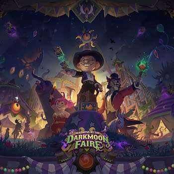Hearthstone Reveals Newest Expansion: Madness At The Darkmoon Faire