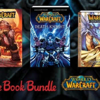 Humble Book Bundle Offers Up World Of Warcraft's Legends Library