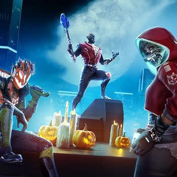 Hyper Scape Gets Its Own Halloween Event From Ubisoft