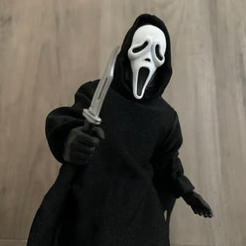 Lets Take A Look At NECAs New Clothed Scream Ghost Face Figure