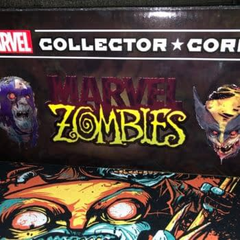 The Dead Rise in the Exclusive Funko Marvel Zombies Collector Box
