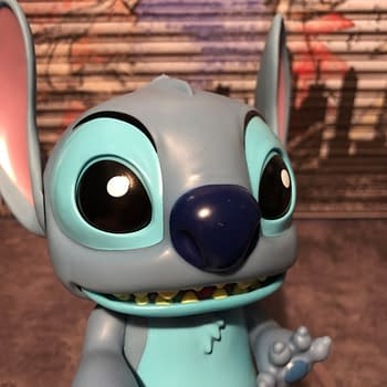 Playmates Walgreens Exclusive Interactive Stitch Has Crash Landed
