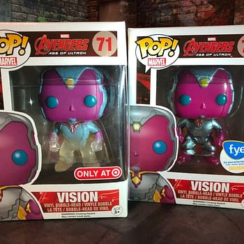 Funko MCU &#8211 Avengers: Age of Ultron (2015) Exclusives