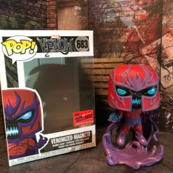 Magneto Becomes Venomized in the NYCC 2020 Funko Pop Exclusive